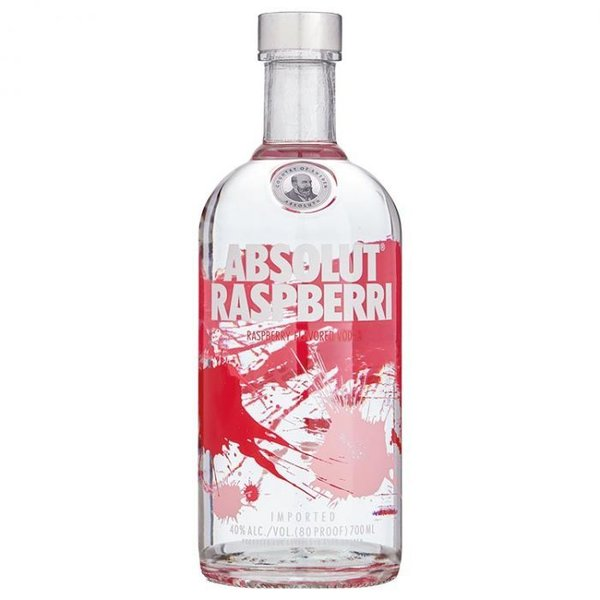 Absolut Raspberry 0.7