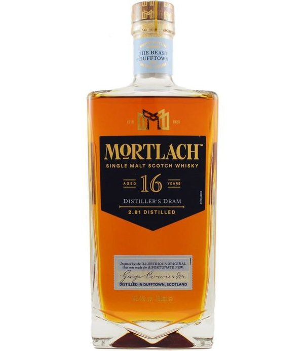 Mortlach 16 yrs   0.7 ltr