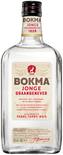 Bokma jonge jenever 500ML